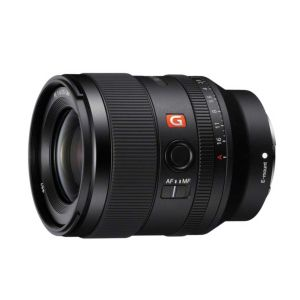 Sony FE 35mm F1.4 GM Full Frame Lens