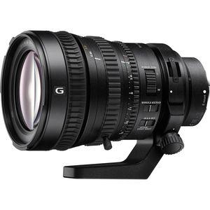 Sony FE 28-135mm f4 G PZ OSS Lens