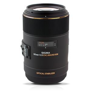 Sigma 105mm f2.8 EX DG OS HSM Lens - Nikon Fit