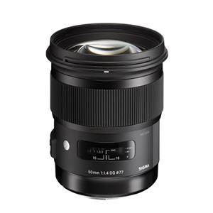 Sigma 50mm F1.4 DG HSM A Lens - Nikon Fit