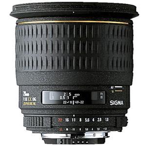 Sigma 24mm f1.8 EX DG Aspherical Macro Lens - Nikon Fit