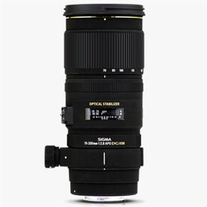 Sigma 70-200mm f2.8 EX DG OS HSM Lens - Canon Fit