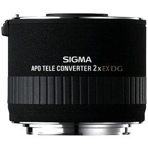 Sigma 2x EX DG Tele Converter - Canon Fit