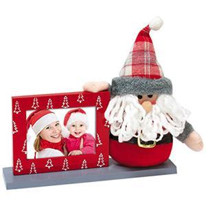 Elf Red Christmas Photo Frame