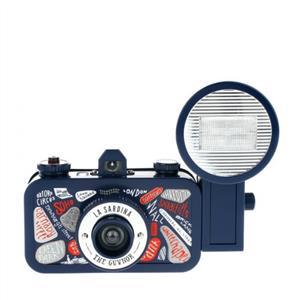 Lomography La Sardina The Guvnor 35mm Camera with Flash