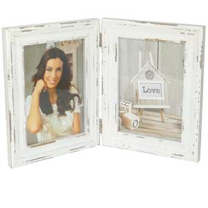 Double Photo Frame for 7x5