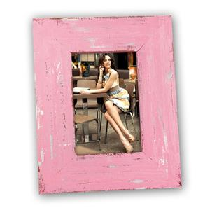 Cornice Ivry Pink 6x4 Photo Frame
