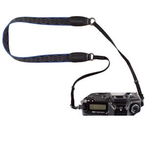 Think Tank Camera Strap Black & Blue V2.0