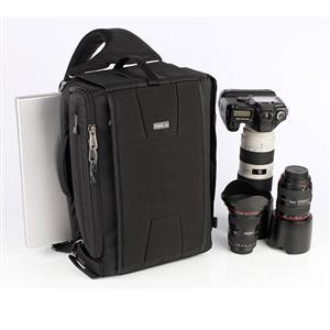 Think Tank Sling-O-Matic 30 Shoulder Bag | Holds a DSLR With Lenses | Black
