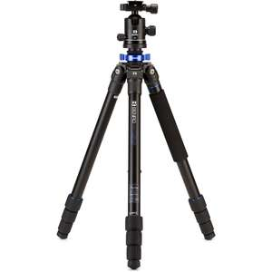Benro Mach3 Series 2 Aluminium Tripod Kit with B2 Ball Head | 14KG Max. Load | TMA28AB2