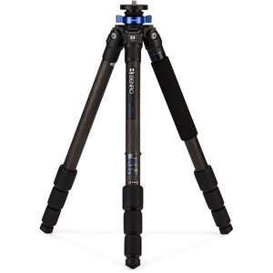 Benro Mach3 Series 2 Carbon Fibre 4 Section Tripod