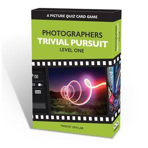 Photographers Trivial Pursuit Level 1 Card Game