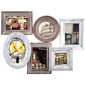 Cornici Colmar Multi Aperture Photo Frame for 6 Photos