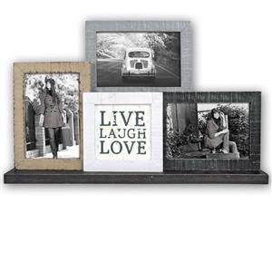 Jerome Multi Aperture Photo Frame For 4 Photos