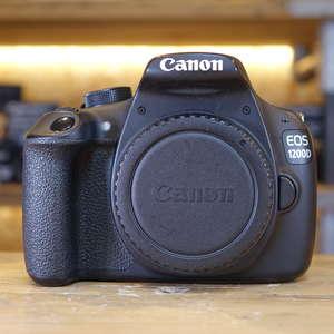 Used Canon EOS 1200D DSLR Camera Body