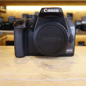 Used Canon EOS 1000D DSLR Camera Body