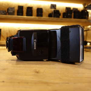 Used Canon Speedlite 540EZ Flashgun - For EOS Film Cameras