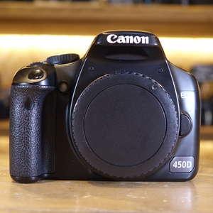 Used Canon EOS  450D DSLR Camera Body