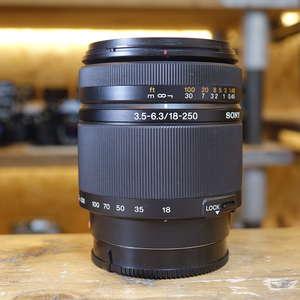 Used Sony Alpha AF 18-250mm F3.5-6.3 DT Lens