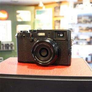 Used Fuji X100 Black Digital Camera - Limited Edition Kit
