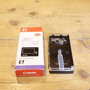 Canon EF-S Focusing screen for Eos 40D,50D and 60D
