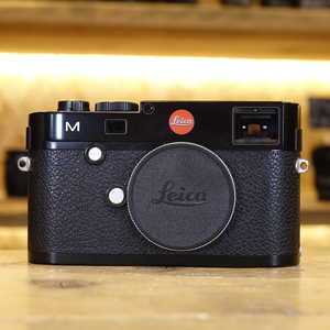 Used Leica M 240 Digital Rangefinder Black Chrome Camera 10770