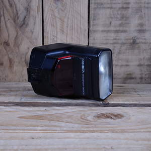 Used Minolta Program 3200i Flashgun for 35mm Dynax Cameras