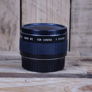 Used Tamron MF 2X Tele Converter Lens - Yashica/Contax fit