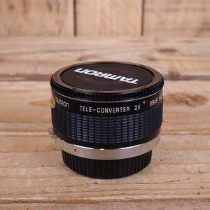 Used Tamron SP 2x Tele Converter  for 35mm OM Cameras