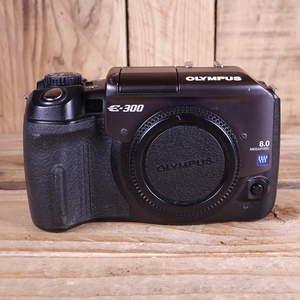 Used Olympus E-300 Evolt Camera body