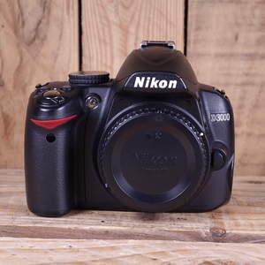 Used Nikon D3000 DSLR Camera Body