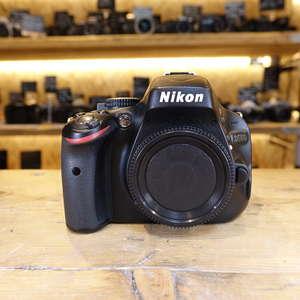 Used Nikon D5100 Digital SLR Camera body