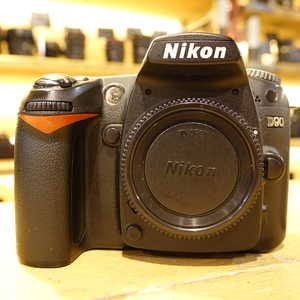 Used Nikon D90 DSLR Camera Body