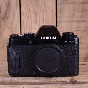 Used Fujifilm X-T100 Digital Camera Body