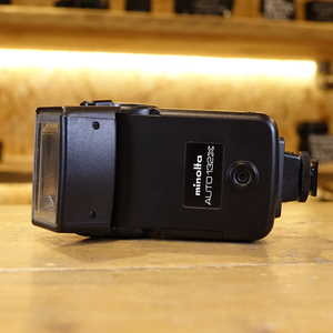 Used Minolta 132x Flashgun for MD Film SLR Cameras