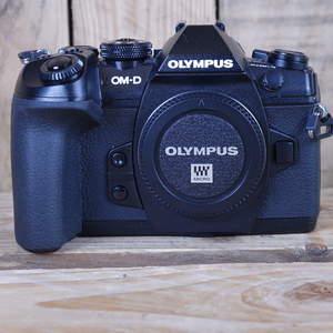 Used Olympus OM-D E-M1 Mark II Digital Camera Body
