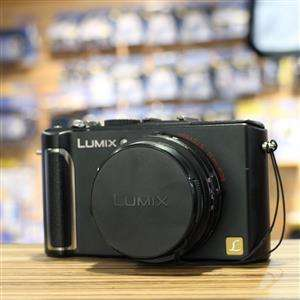 Used Panasonic Lumix DMC-LX3 Digital Camera