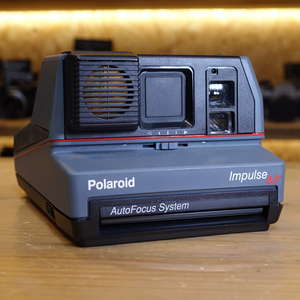Used Polaroid Impulse AF Instant Camera