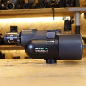 Used Opticron Mighty Midget V2 Straight Spotting Scope with 15-40x Eyepiece