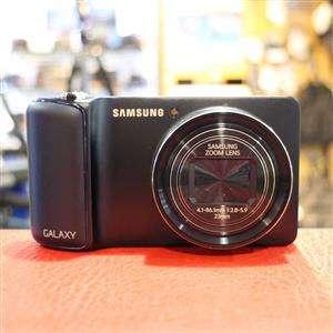 Used Samsung Galaxy EK-GC100 Digital Compact Camera