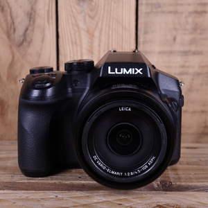 Used Panasonic DMC-FZ300 Digital Bridge Camera