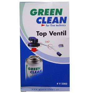 Green Clean V-2000 Top Valve