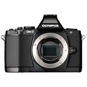 Olympus OM-D E-M5 Black Digital Camera Body