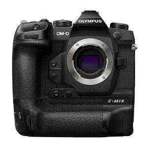 Olympus OM-D E-M1X Digital Camera Body 20.4MP Integrated Vertical Grip