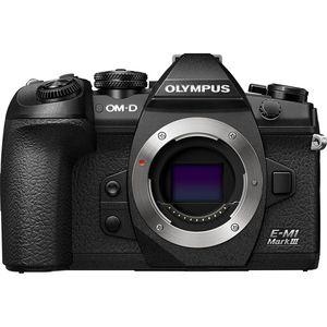 Olympus OM-D E-M1 Mark III   20.4 MP   CMOS Sensor   4K Video   Wi-Fi