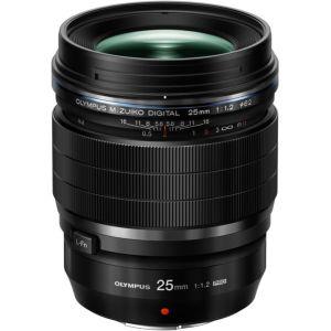 Olympus 25mm f1.2 M.Zuiko PRO Lens
