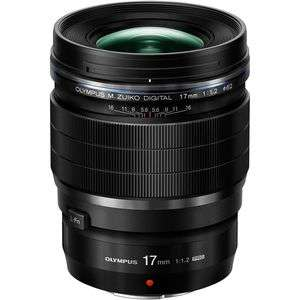 Olympus 17mm f1.2 M.Zuiko Digital ED PRO Lens