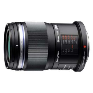 Olympus 60mm f2.8 ED M.ZUIKO Black Micro Four Thirds Lens