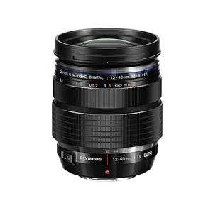 Olympus M Zuiko Black Digital ED 12-40mm f2.8 PRO Lens