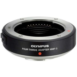 Olympus MMF-3 Mount Adapter for Four Third Lenses